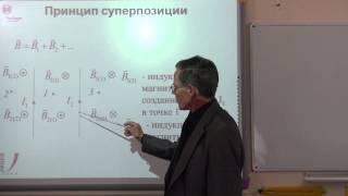 Лекции по физике. Урок № 18. Раздел – Магнетизм.