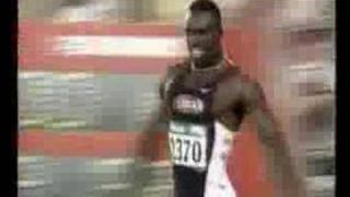 200m World Record Michael Johnson