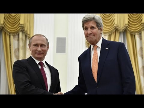 War in Syria: Russia and US agree to speed up peace talks