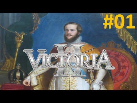Victoria II - Brasil - O Império do Povo Brasileiro! ep 01