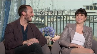 Shailene Woodley & Sam Claflin Share On-Screen Chemistry | ADRIFT (2018)