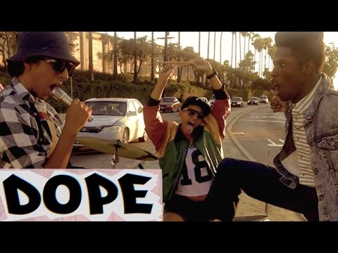 DOPE (2015), Trailer, Movie And More With Dir. Rick Famuyiwa