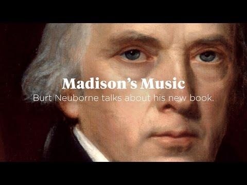 "NYU Law Professor Burt Neuborne on who should read ""Madison's Music"""