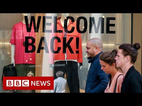 Coronavirus: How Lockdown Is Being Lifted Across Europe - BBC News