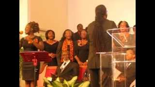"MASS CHOIR: ""AIN"
