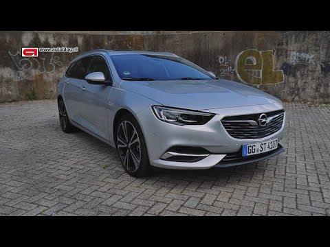 Opel Insignia Sports Tourer 2017 review