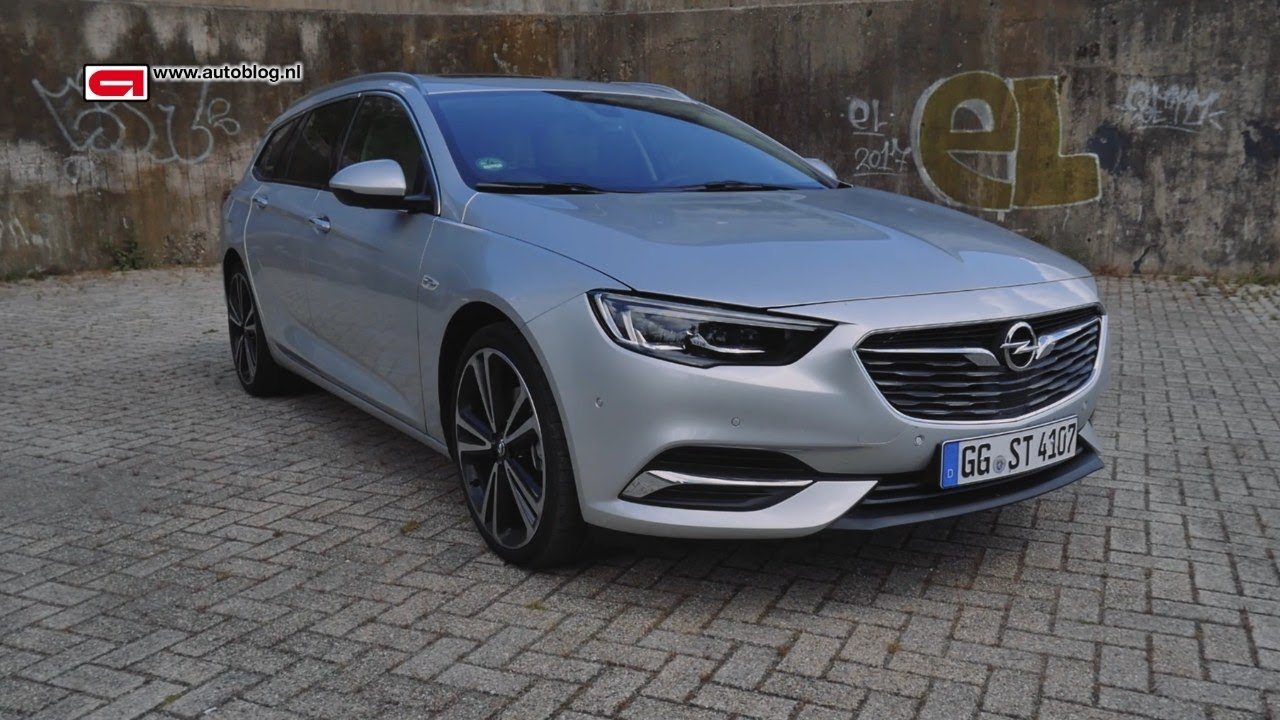 opel insignia sports tourer 2017 review youtube. Black Bedroom Furniture Sets. Home Design Ideas