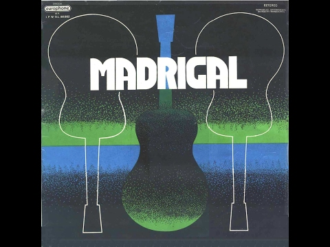 MADRIGAL -  VOLUMEN 2 - AÑO 1978