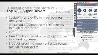 Nelsonhall buyer intelligence group webinar on 'key trends & future shape of hr outsourcing' presented by gary bragar, nelsonhall's hro research director. hr...
