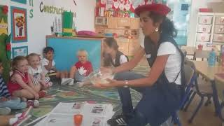 French Week 2018 at Blossom Burj Nursery, Dubai