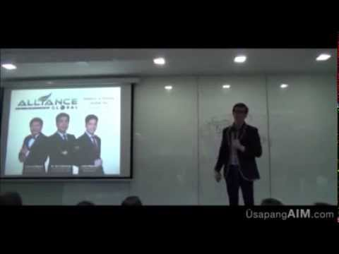 AIM Global Marketing Plan 2015 by Engr Jurgen Gonzales