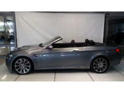 2010 BMW M3 M3 Convertible Auto For Sale On Auto Trader South