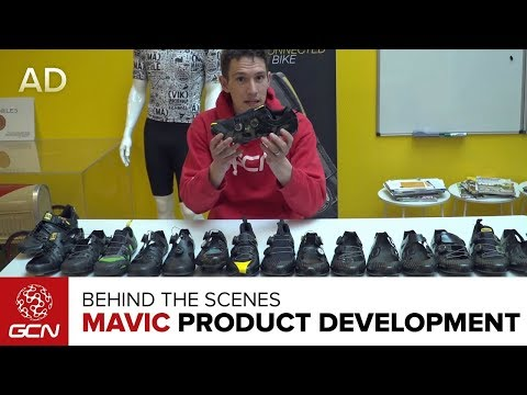 Mavic Comète Ultimate Shoes - Behind The Scenes At Mavic HQ
