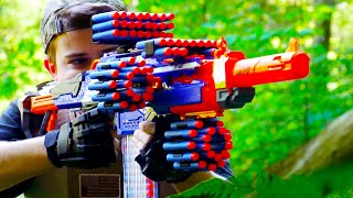 Nerf War: 1 Million Subscribers thumbnail