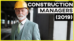 Construction Manager Salary (2019) – Construction Manager Jobs