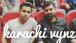 Vlog#13 :meet and great with Karachi VYNZ💟