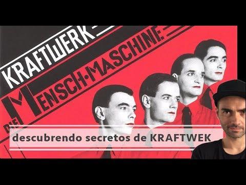 Quienes eran Kraftwerk realmente?