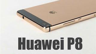Huawei P8 / P8 lite / P8 max - достойное продолжение стильной линейки в Light News