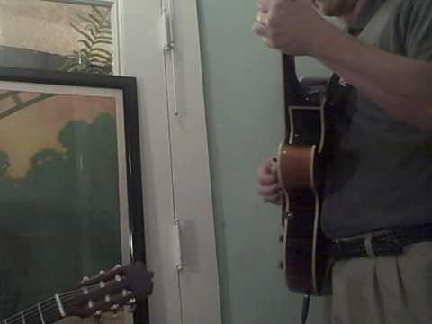 Jay Hicks Autumn Leaves guitar