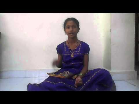 mayil meedhu viraindhodivaa - Varshini Song
