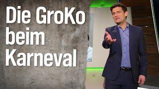 GroKo – Die netten Jahre sind vorbei