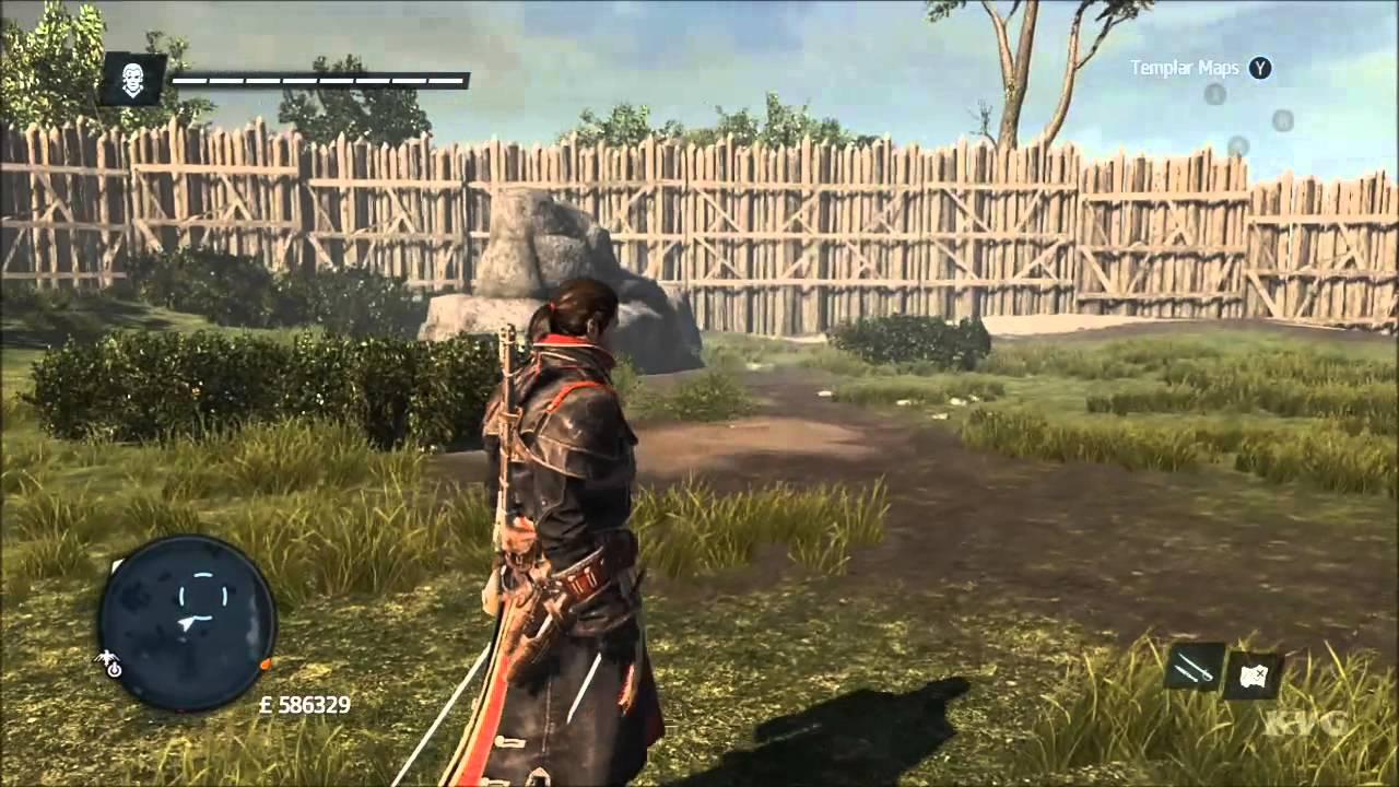 Assassin S Creed Rogue Treasure Map Location 721 270 New