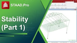 Stability Analysis And Design Of Steel Structures - Part 1