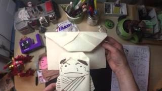 Cover Yoda instructions | Origami Yoda | 180x320
