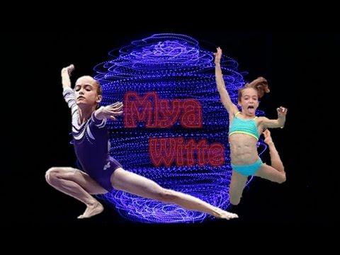 Mya Witte, Awesome Gymnast ~ 22