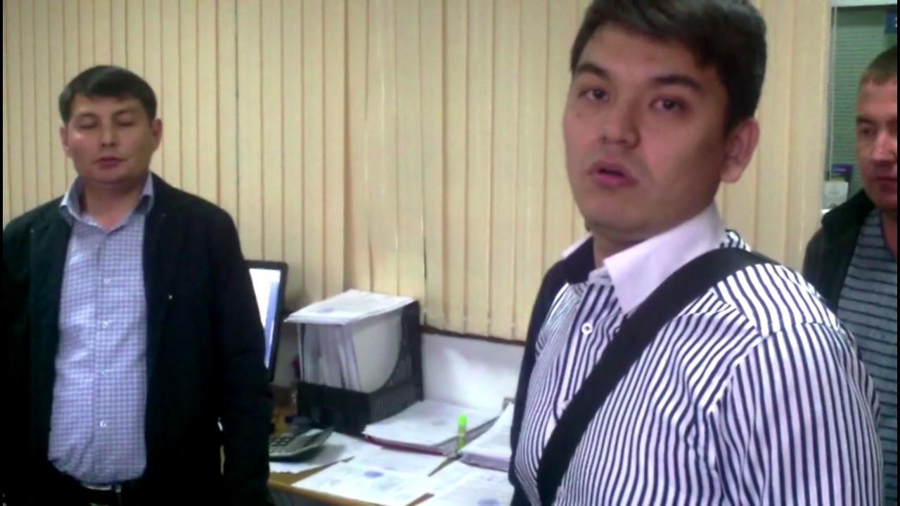 Антикоррупционные мероприятия КГД. Задержание Жакеев