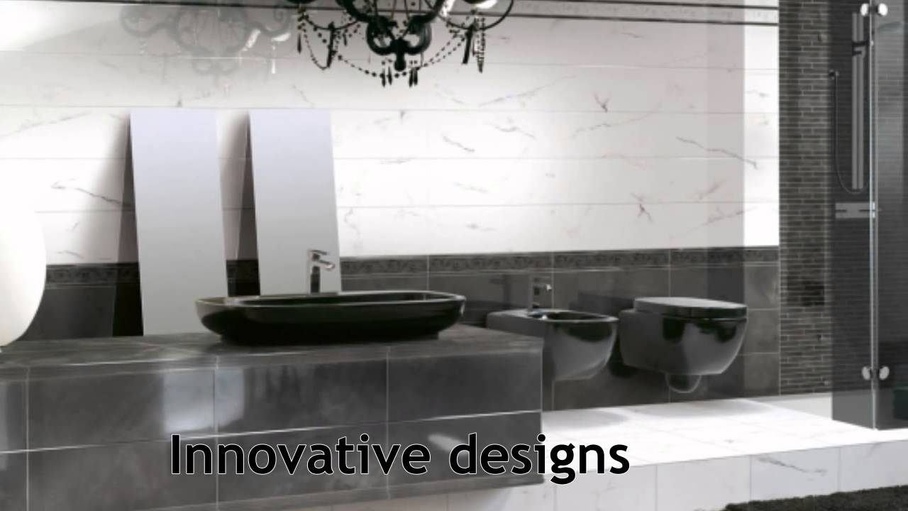 Italian Tile NYC - Kitchen & Bathroom Modern Tiles - YouTube