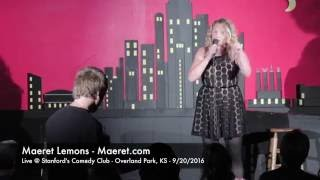 Maeret Lemons @ Stanford's Comedy Club - 08/20/2016