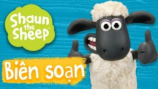 Biên soạn 1-4 [phần 5] - Những Chú Cừu Thông Minh [Shaun the Sheep Season 5 Compilation]