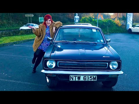 IDRIVEACLASSIC reviews: 1970s Morris Marina MK1