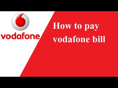How to pay vodafone bill online in hindi||how to pay vodafone postpaid bill