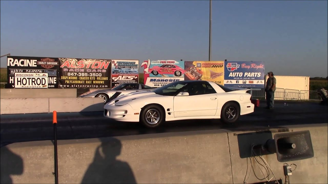 Turbo LS1 Trans Am sets personal best