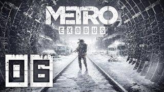 W GNIEŹDZIE GARGULCA || Metro Exodus [#6]
