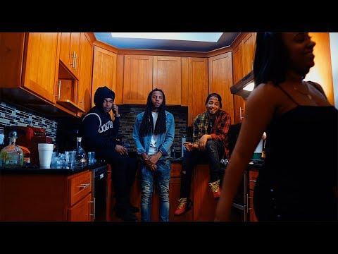 """V12 - """"BLACKIN"""" (Music Video) @Moneystrongtv"""
