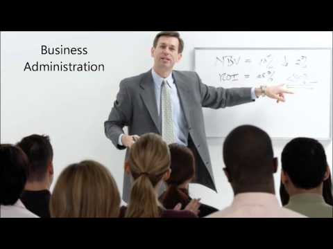 Study Business Administration and Managment Courses Online