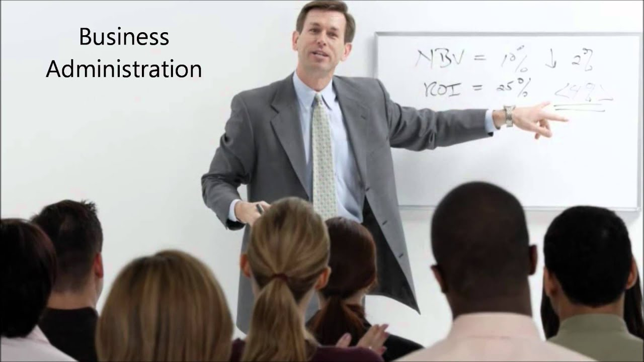 coursework business administration Business administration is a field that focuses on the management and  a the  core coursework covers business fundamentals, including.