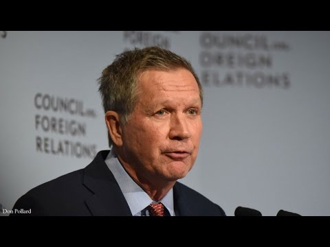 A Conversation With John Kasich