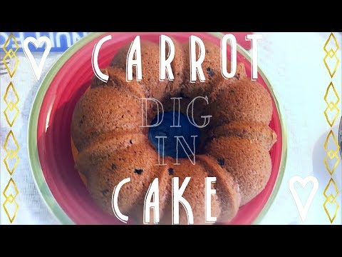 Unconventional Baking With Me | Duncan Hines Carrot Cake