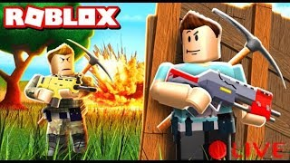 🔴Roblox Livestream| Playing Island Royale With Subscribers| You Guyz Choose| Road to Lv20 Fortnite?