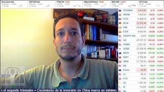Punto 9 - Noticias Forex del 14 de Agosto 2018