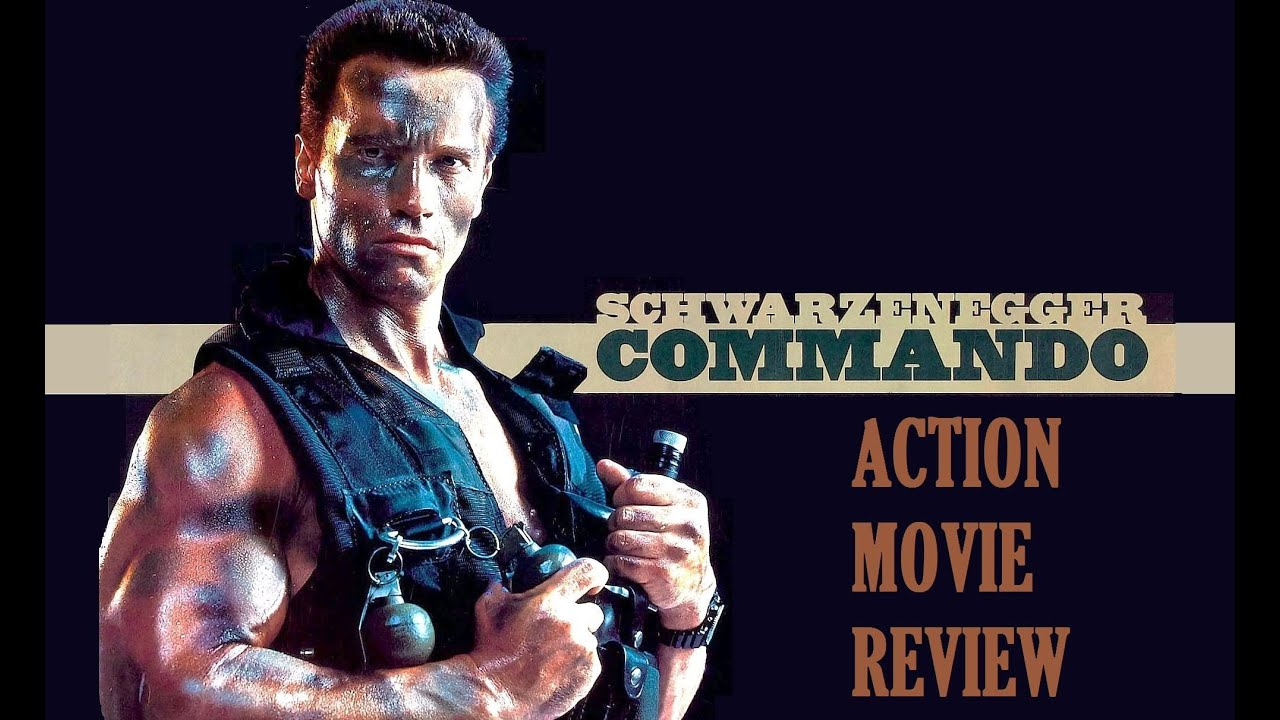 commando 1985 arnold schwarzenegger action movie review youtube. Black Bedroom Furniture Sets. Home Design Ideas