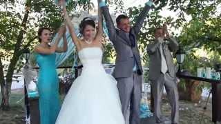 Мариуполь Свадебная церемония Ведущая Татьяна Гребенюк агентство 7 Пятниц