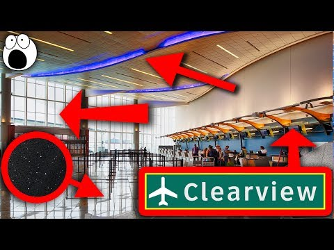 Top 10 Airport Design Secrets You Don't Know The Purpose Of