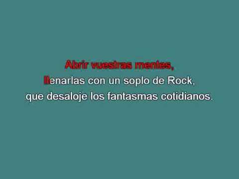 Miguel Ríos   Bienvenidos [Karaoke]