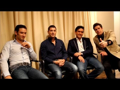 Il divo buy the album wicked game the greatest for Il divo wicked game