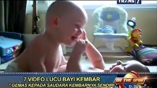 On The Spot - 7 Video Lucu Bayi Kembar